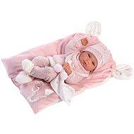 Llorens New Born Mädchen 73860 - Puppe