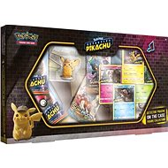 Pokemon TCG: Detective Pikachu One the Case Figure Collection - Gesellschaftsspiel