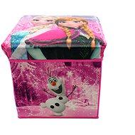 Aufbewahrungsbox Frozen rosa - Aufbewahrungsbox