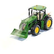 IKU Control - John Deere Traktor mit Frontlader - RC Model