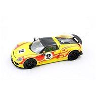 Carrera D132 30877 Porsche 918 Spyder - Auto für Autorennbahn