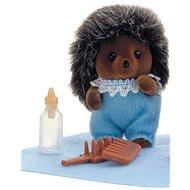 Sylvanian Families Igel: Baby Gretchen oder Paul - Figur
