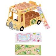 Sylvanian Families Kindergarten-Doppeldeckerbus - Spielset