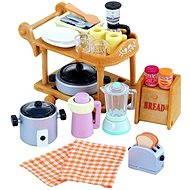 Sylvanian Families Küchen-Einrichtungs-Set - 5090 - Spielset