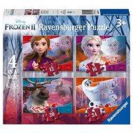 Ravensburgser 030194 Disney Frozen 2 4 in 1