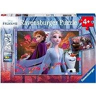 Ravensburgser 050109 Disney Frozen 2 2x24 Stück