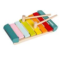 Cubika 14033 Xylophon LKS-2 Musikinstrument - Holzspielzeug