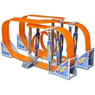 Autorennbahn Hot Wheels Anti Gravity 1300 cm mit Adapter