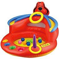 K´S Kids Aufblasbare Arena Patrick mit 20 Bällen - Spielzeug für die Kleinsten