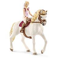 Spielset Schleich Blonde Sofia und Pferd Blossom