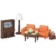 Sylvanian Families Möbel - Wohnzimmer - Spielset