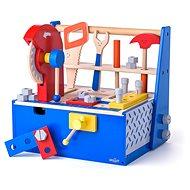 Woody DIY / Box mit Kreissäge - Holzspielzeug