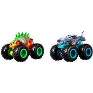 Auto Hot Wheels Monster Trucks Abbruch-Duo - Auto