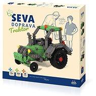 Seva Transport Traktor - Baukasten