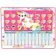 Lexibook Music Keyboard Tablet - Einhorn - Musikspielzeug