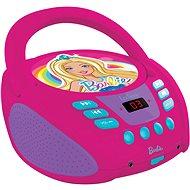 Lexibook Barbie CD-Spieler - Musikspielzeug