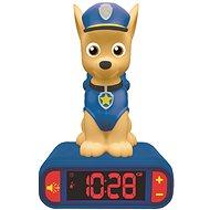 Lexibook Foot Patrol Nachtlicht Radiowecker - Wecker