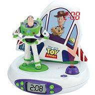 Lexibook Toy Story Clock mit Projektor und Sounds - Wecker