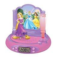 Lexibook Princess Clock mit Projektor und Sounds - Wecker