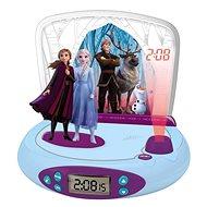 Lexibook Frozen II Clock mit Projektor und Sounds - Wecker