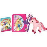 Lexibook Barbie Abschließbares Tagebuch - Kreativset