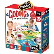 Gesellschaftsspiel Codierungsspiel - Společenská hra