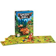 Gesellschaftsspiel Speedy Roll - Společenská hra
