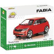 Cobi Skoda Fabia Modell 2019 1:35 - Bausatz