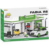 Cobi Skoda Fabia R5 Racing Garage