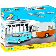 Cobi Wartburg 353 Tourist mit Wohnmobil