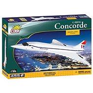 Cobi Concorde Flugzeug aus Brooklands Museum - Bausatz