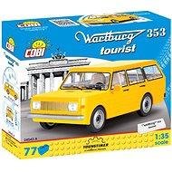 Cobi Wartburg 353 - Bausatz