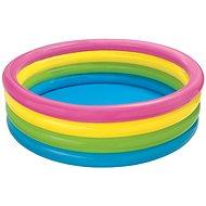 Intex Planschbecken - 4 Ringe - Kinderpool