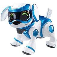 Interaktives Spielzeug Cobi Teksta Roboter Welpe Stimmenkontroll - blau - Interaktives Spielzeug