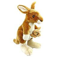 Rappa Känguru mit Jungem - Plüschspielzeug