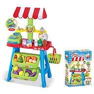 Rappa Spielzeug Shop / Verkaufsstand mit Zubehör - Spielzeug