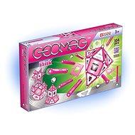 Geomag - Pink 104 - Magnetischer Baukasten