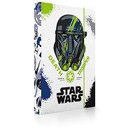 Karton P+P A4 Heftbox Star Wars Rouge One - Hülle