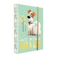 P+P Mappe für Hefte A4 Pets - Hülle