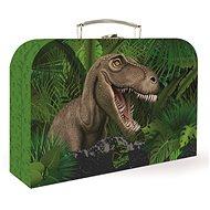 Koffer Karton P+P Lamino Junior T-rex - Kinderkoffer