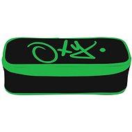 Karton P+P etue komfort Oxy Green - Federmäppchen