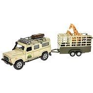 Metallmodell Mikro Trading Land Rover Defender - Metall-Model