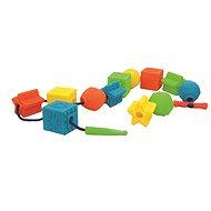 Teddies Fädelspiel - Spielzeug für die Kleinsten