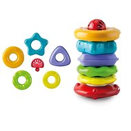 Teddies Pyramidenpuzzle - Spielzeug für die Kleinsten