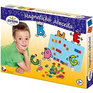 Detoa Magnetisches Alphabet - Baukasten
