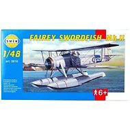 Plastik-Modellbausatz Model Kit 0818 Flugzeug - Fairey Swordfish Mk.II - Plastik-Modellbausatz