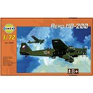 Směr Modellbausatz 0938 Flugzeug - Aero MB-200 - Flugzeugmodell