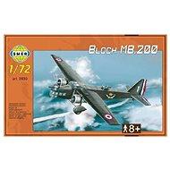 Směr Modellbausatz - 0939 Flugzeug - Bloch MB.200 - Flugzeugmodell