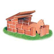 Teifoc - Domek Horses - Kreatives Spielzeug