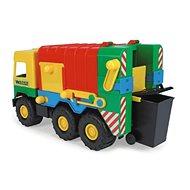 Wader Middle Truck Müllwagen - Auto